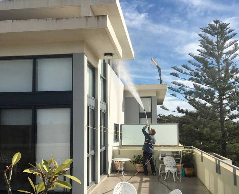 House Pressure Cleaning Sydney