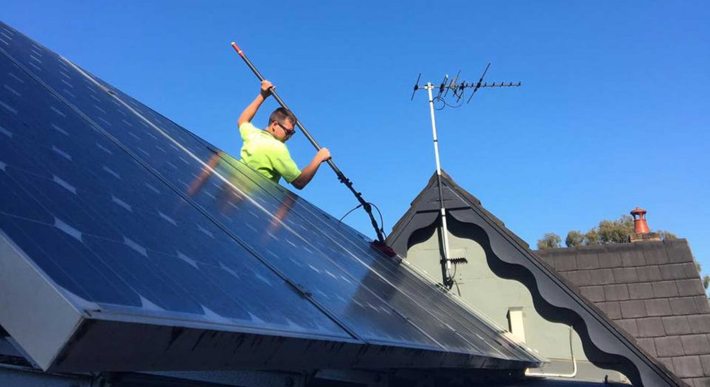 Clear View Solar Panel Cleaning Sydney